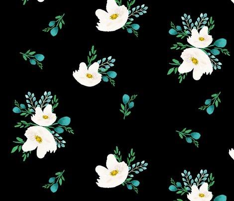 Rflamingo_park_white_flowers_black_shop_preview