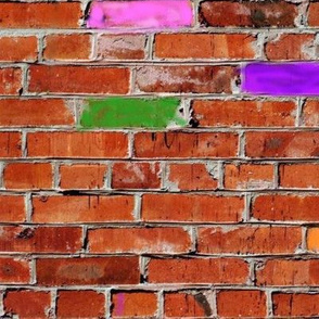 Color Splash Bricks