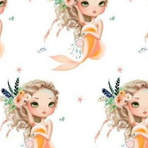 "4"" Mermaid Mix & Match"