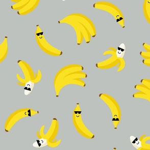 cool bananas grey