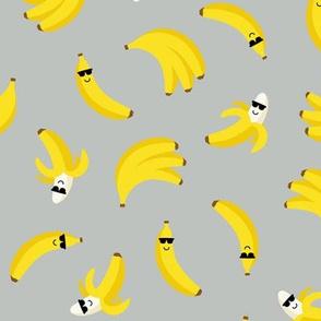 cool bananas grey