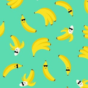 cool bananas mint