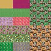 quilt variety: honeybear