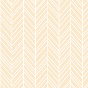 herringbone feathers ivory
