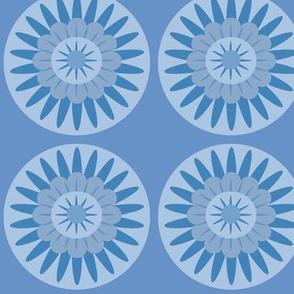 blue mandala multi