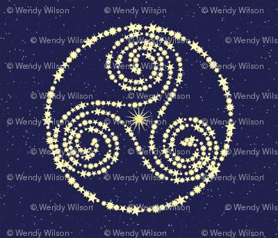 Constellation Triskelion
