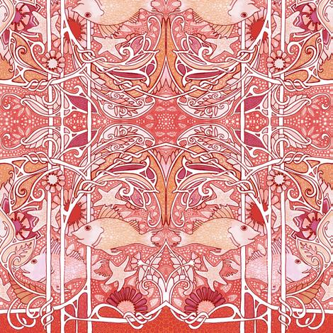 School Days fabric by edsel2084 on Spoonflower - custom fabric