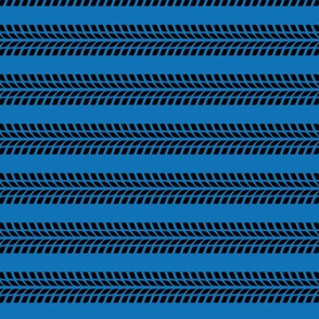 tire stripes ||  blue 2