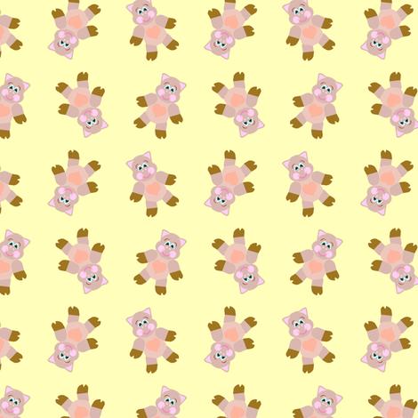 MrSquigglyPiggleyFab fabric by grannynan on Spoonflower - custom fabric