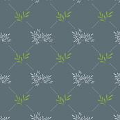 Grey and Greenery - Oh, greenery!