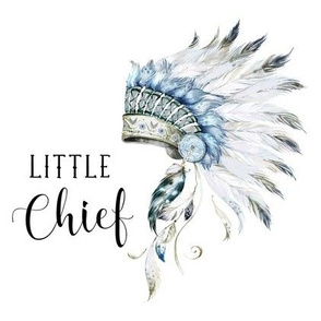 "8"" Little Chief"