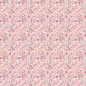 motif_plume_fond_saumon_S
