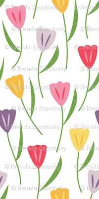 Tulips Multicolored (Spring)