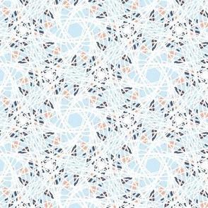 Layered Mosaic