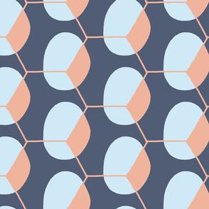 Round Hexagons