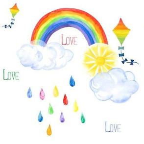 "8"" Jack's Story / Rainbow Mix & Match"