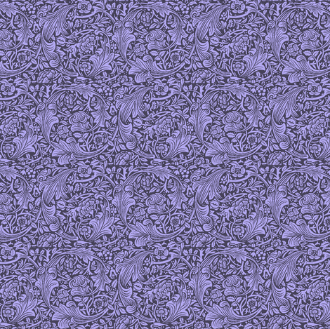 Lavender Liberties fabric by amyvail on Spoonflower - custom fabric