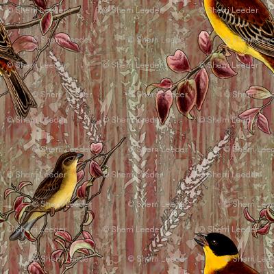Wheat Birds