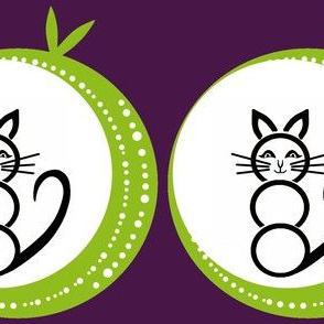 Lime kitty sewindigo
