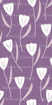 Tulips Purple (Spring)