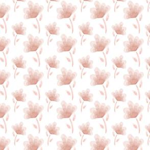 Dancing Pink Flowers
