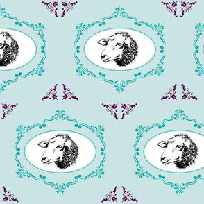 Ornate Sheep
