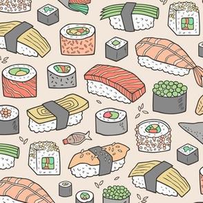 Sushi on Sand