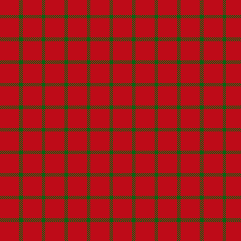 Wilson's tartan #134 fabric by weavingmajor on Spoonflower - custom fabric