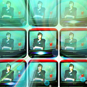 TV Blow Glow