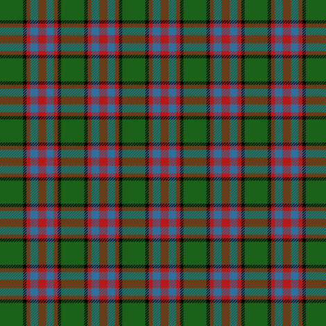 "Wilson's tartan #193, 1.5"" fabric by weavingmajor on Spoonflower - custom fabric"