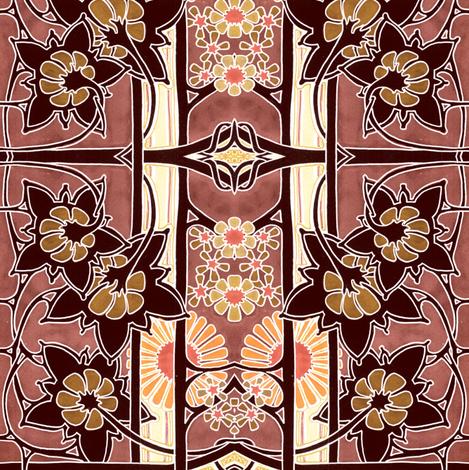 Imagine 1962 Returned fabric by edsel2084 on Spoonflower - custom fabric