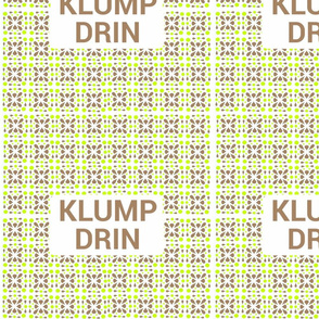 Klumpdrin_browngreen