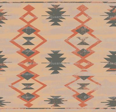 desert rug sand