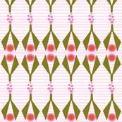 Geometric flower fabulous