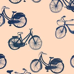 bikes_pattern_rose