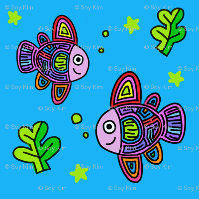 One fish, two fish