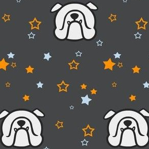 bulldogs and stars