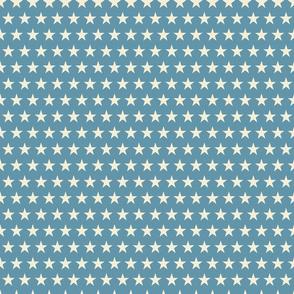 Vintage Flag - Tiny Stars