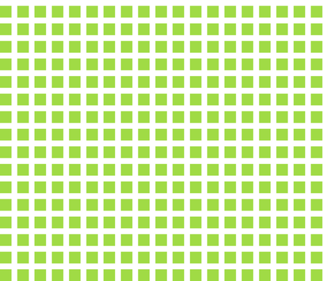Lime and White Squares Large fabric by joanandrose on Spoonflower - custom fabric