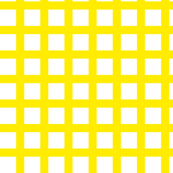 White and Yellow Squares Large