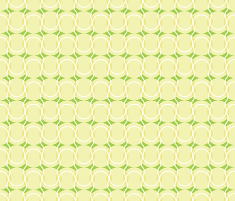 Tennis Anyone fabric by joanandrose on Spoonflower - custom fabric