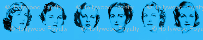 Mitford Sisters - Blue