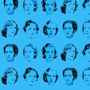 Mitford Sisters - Blue