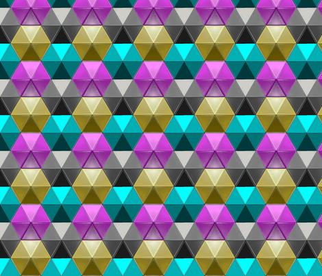 geo_17 fabric by leroyj on Spoonflower - custom fabric