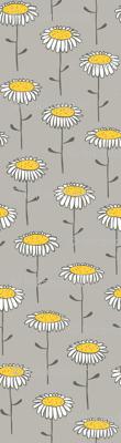 Sunflowers Yellow & Gray