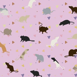 Rats and Yogies - Strawberry Multi