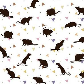 Rats and Yogies - Agouti