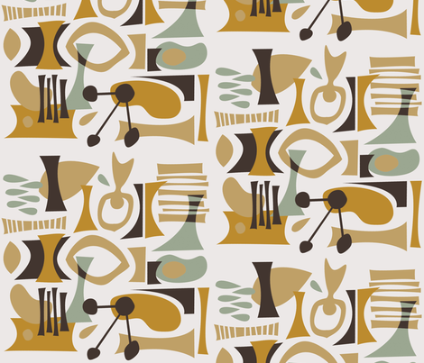 Pacaya fabric by theaov on Spoonflower - custom fabric