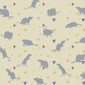 Rats and Yogies - Vanilla RB