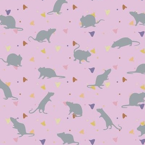 Rats and Yogies - Strawberry RB